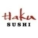 Haku Sushi Menu