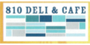 810 Deli & Cafe Menu