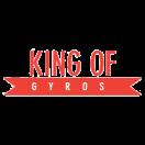 King of Gyros Menu