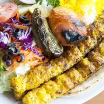 Vegetarian Food Torrance Restaurants Browse Fanoos Grill