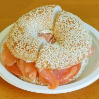 Davis Square Hand Crafted Donuts Bagels