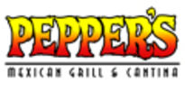 Pepper's Mexican Grill and Cantina logo