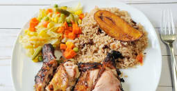 jamrock jerk center - Kelz Kitchen