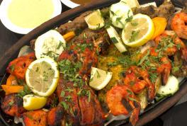 BBQ Tonite Modern Indo Pak Kitchen Logo