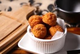 boudreauxs cajun kitchen logo - Cajun Kitchen