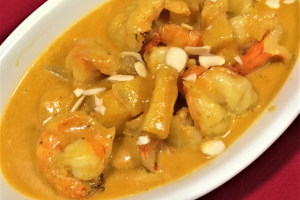 SHRIMP KORMA - delivery menu
