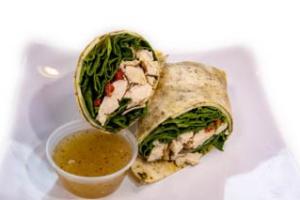 Pesto Chicken Wrap - delivery menu