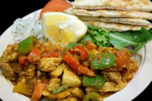 7. Chicken Karahi - delivery menu