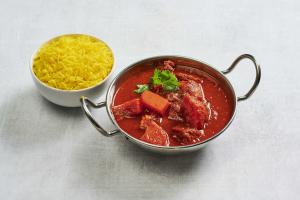 Lamb Vindaloo - delivery menu