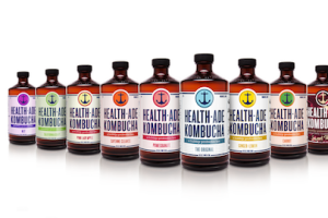Health.Ade Kombucha  - delivery menu