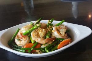 Asparagus - delivery menu