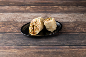 Honey Grilled Chicken Burrito - delivery menu
