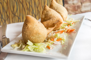 3 Piece Samosas - delivery menu