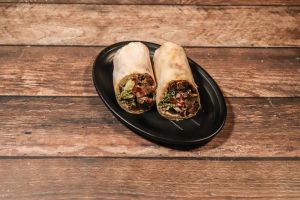 Lamb Shwarma Sandwich - delivery menu