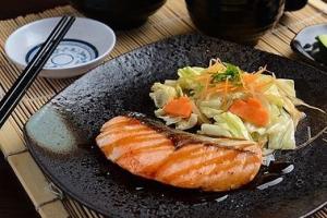 Salmon Teriyaki - delivery menu