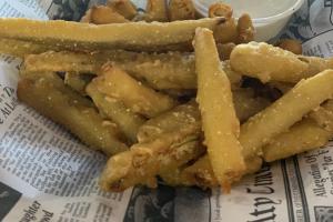 Pickle Fries - delivery menu