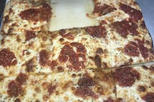 Grandma's Pizza Slice - delivery menu