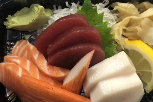 Sashimi Appetizer - delivery menu