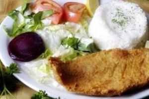 30. Peixe a Milanesa - delivery menu