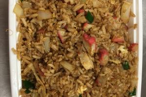 209. Pork Fried Rice - delivery menu