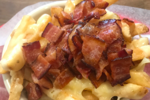 Bacon Cheese Fries - delivery menu