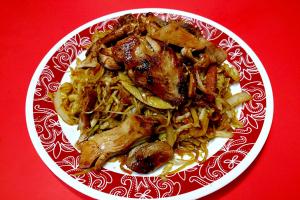 99. LuLu Fried Noodles - delivery menu