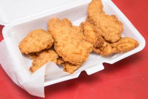 89. 9 Chicken Fingers - delivery menu