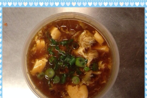 201. Hot and Sour Soup - delivery menu