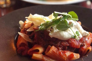 RIGATONI SHORT RIB W/ RICOTTA FOR 4 - delivery menu