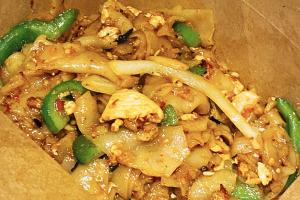 N3. Pad Kee Mao - delivery menu