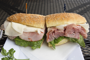 1. Carroll St. Sandwich - delivery menu