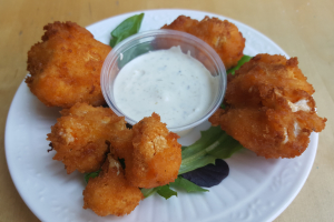 Buffalo Cauliflower Bites - delivery menu