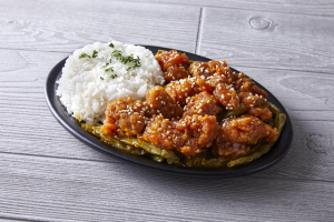 Sesame Chicken - delivery menu