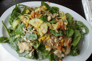 S13. Creamy Turkey Salad - delivery menu