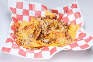 Chili and Cheese Nachos - delivery menu