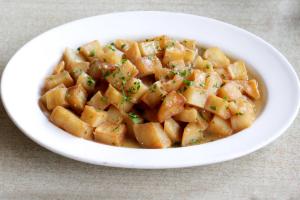 Ricky's Potatoes - delivery menu