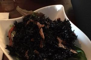 Hijiki Salad - delivery menu
