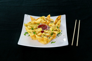 5. Cheese Wontons - delivery menu