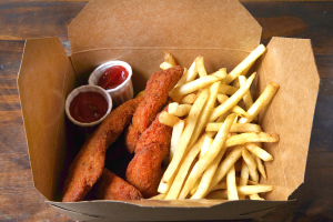 Chicken Fingers & Fries  - delivery menu
