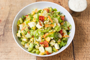 Create Your Own Chopped Salad - delivery menu