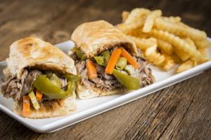 Italian Beef Sandwich - delivery menu