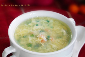 Egg Drop Soup - delivery menu