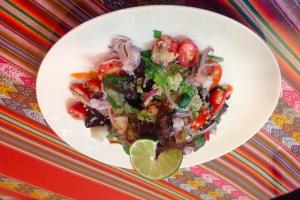 24. Cvche Salad - delivery menu