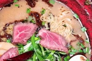 Washu Beef Ramen - delivery menu