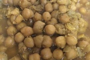 Potato and Chickpeas Roti Wrap - delivery menu
