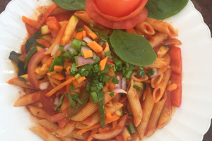 Create Your Own Linguine Pasta - delivery menu
