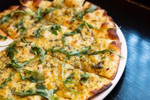 Arugula Pesto & Parmesan - delivery menu