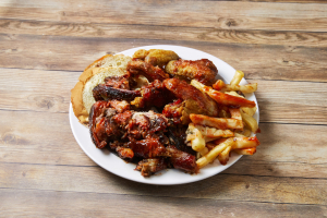 Tip and Wing Combo - delivery menu