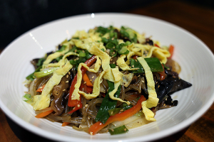 Vegetable Jab-Chae - delivery menu