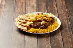 Gyro Combo Plate - delivery menu
